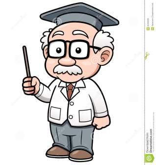 karikatur-professor-30463505